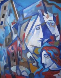 Erik Satie Cincque Nocturnes von Ferry Ahrlé