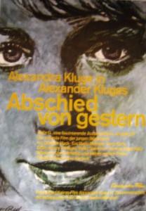 Abschied von gestern Regie: Alexander Kluge Constantin Film (1966)