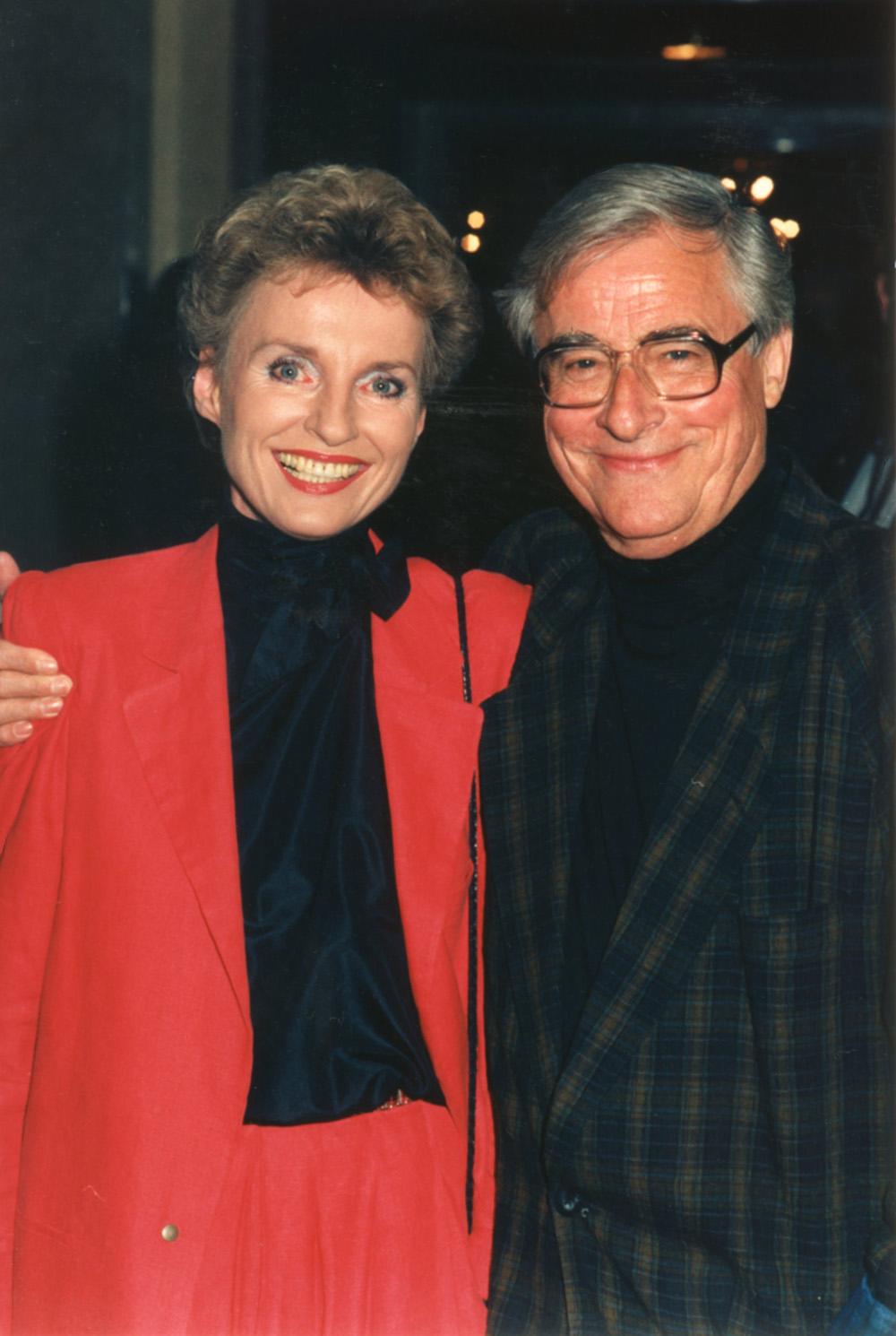 BIld von Ferry und Sigrid Ahrlé
