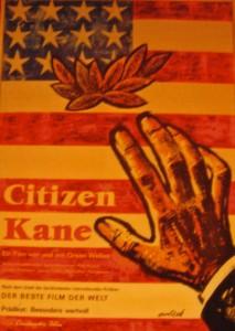 Citizen Kane, Regie: Orson Welles, Constantin-Film (1962)