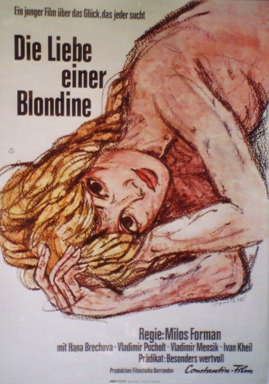 Die Liebe einer Blondine, Regie: Milos Forman, Constantin-Film (1966)