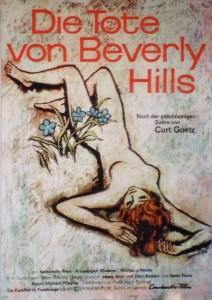 Die Tote von Beverly Hills, Regie: Michael Pfleghar, Constantin-Film (1964)