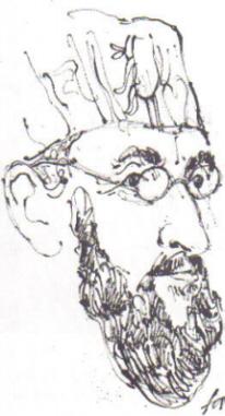 Ernst Fuchs, Rohrfeder, 1976 (Ferry Ahrlé)