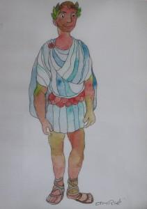 Ferry Ahrlés Termus Romanus