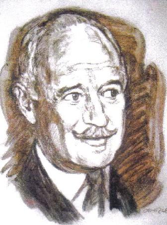 André Francois-Poncet (1887-1978) (Ferry Ahrlé)