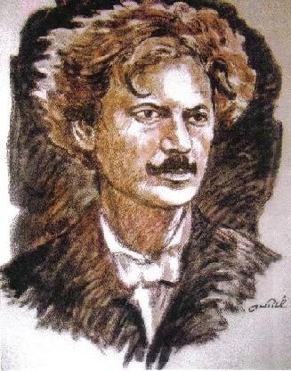 Ignacy Jan Paderewski (1860-1941) (Ferry Ahrlé)