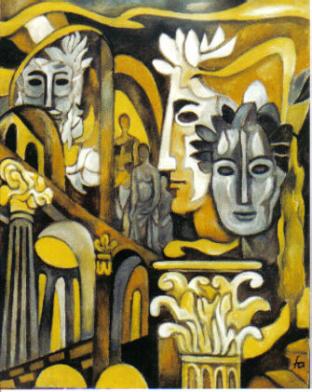 """""""Die Italienische"""" von Felix Mendelssohn-Bartholdy (Ferry Ahrlé)"""