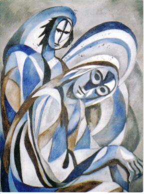 """Le devin poème"" von Alexander N. Skrjabin (Ferry Ahrlé)"