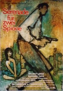 Serenade für zwei Spione, Regie: Michael Pfleghar, Constantin-Film (1965)