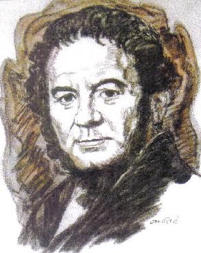 Stendhal, eigentlich Marie Henri Beyle (1783-1842) (Ferry Ahrlé)